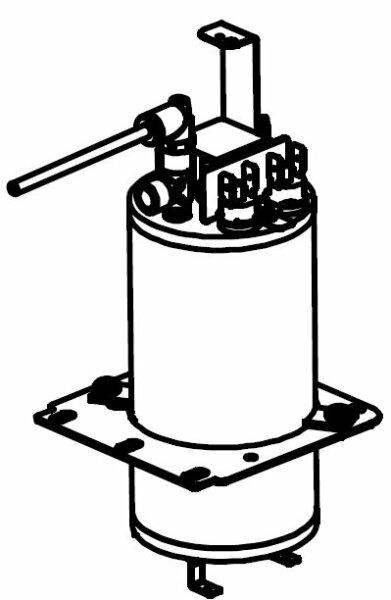 Lelit | Boiler für Dampf PL60  R1 | 100046