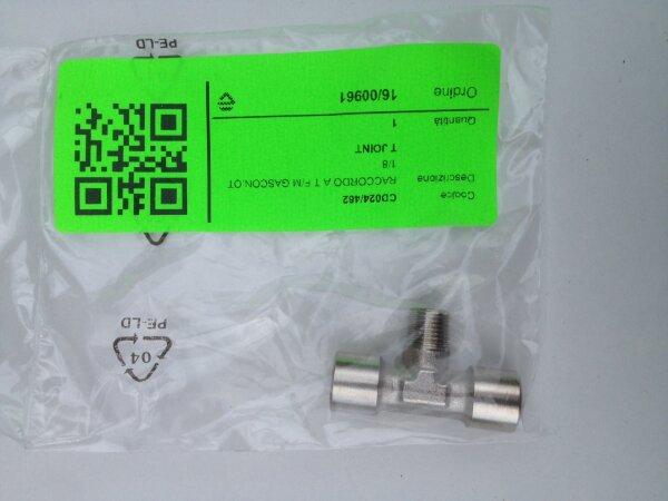 Lelit   T-Stück, 2x Innengewinde   CD024-462