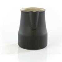 Motta | Milchkanne Professionale | schwarz | 500 ml.
