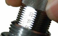 JoeFrex   Tampergriff Technik   Druck einstellbar am Griff   4 Farben