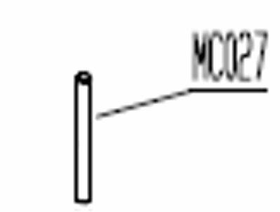 Lelit | Steigrohr für Kessel | MC027