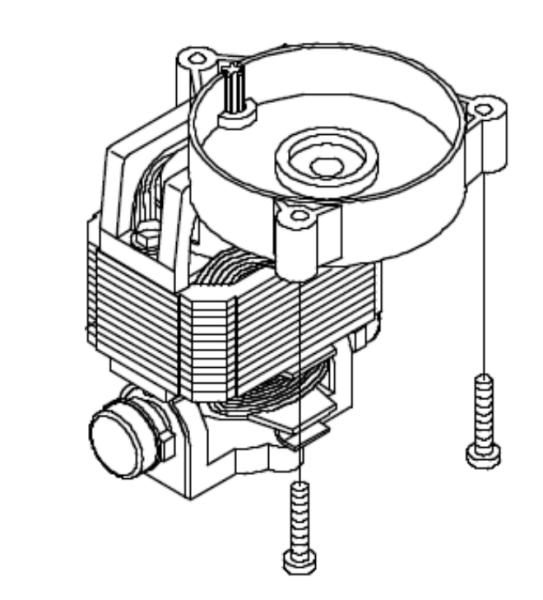 Mahlwerkmotor 4000001 | PL43, 44, 42
