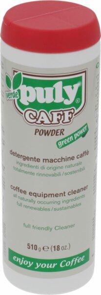 Puly Caff GREEN (phosphatfrei) | Reiniger 510g.