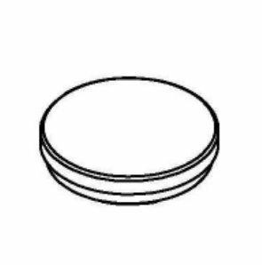 Deckel für Bohnenbehälter MC343G | PL43MMI