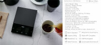 FELICITA | Kaffeewaage PARALLEL | Black