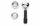 Lelit | Siebträger mit Einerauslauf PLA571S | 3 Siebe | 57 mm.