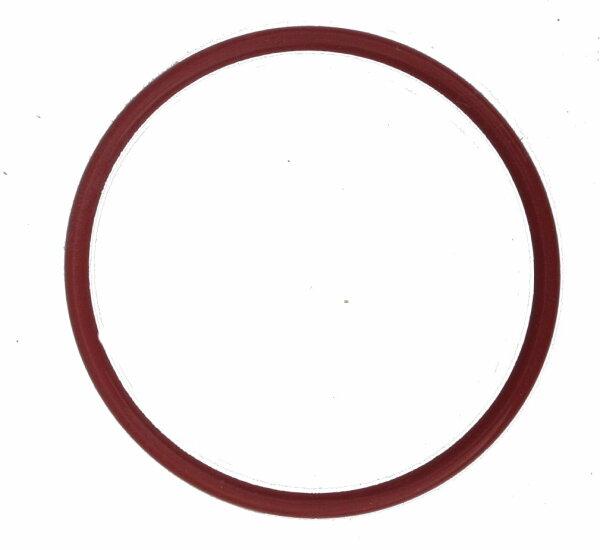 Lelit   Dichtung Duschenplatte rot, MC195   für 57 mm.-Brühgruppen